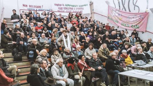 Bergamo-Assemblea-Potere al popolo