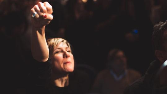 Francesca Fornario - Potere al Popolo