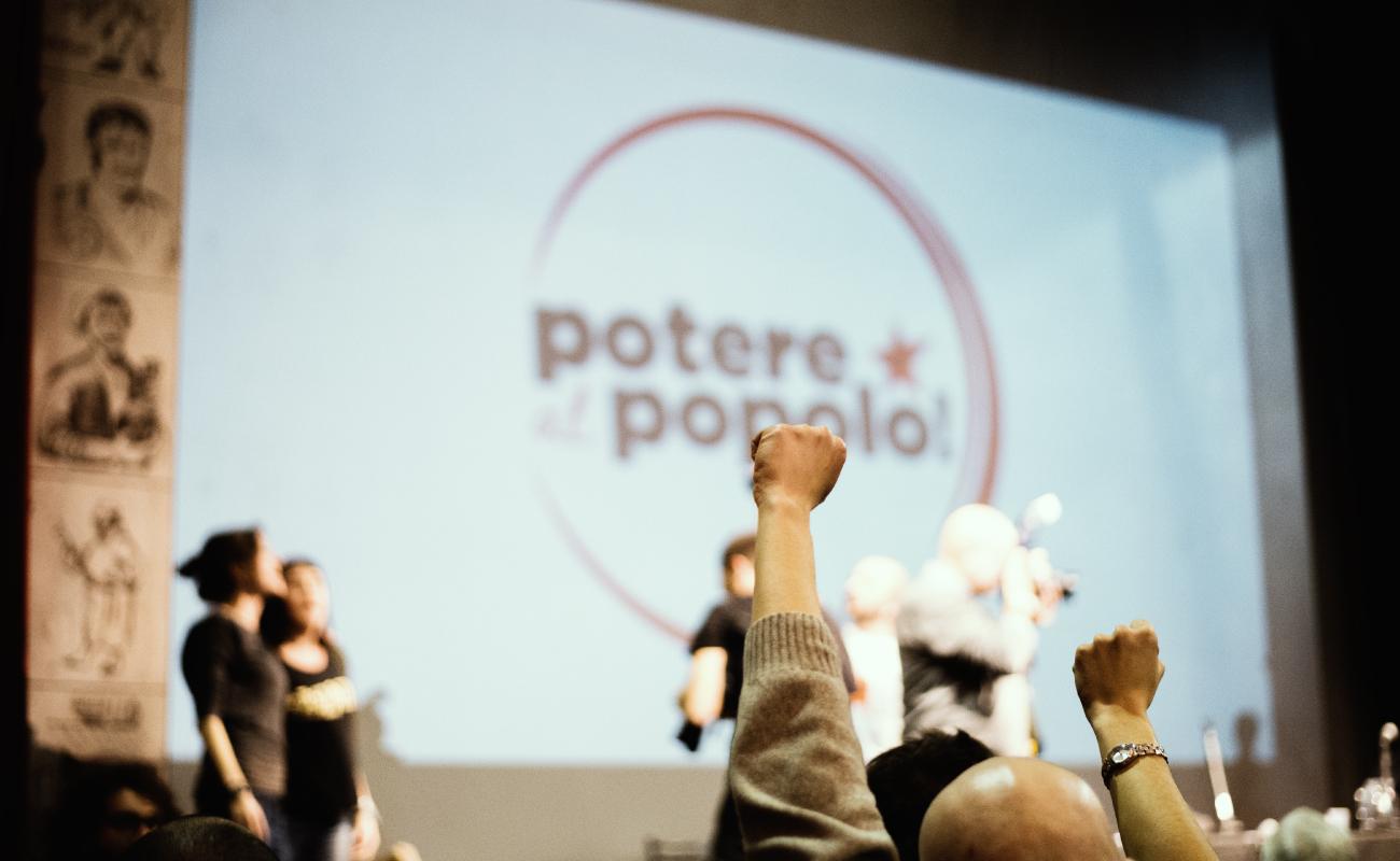 Potere al Popolo: la nostra battaglia di unità contro le derive settarie