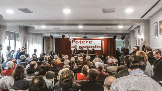 Milano-Assemblea-Potere al popolo