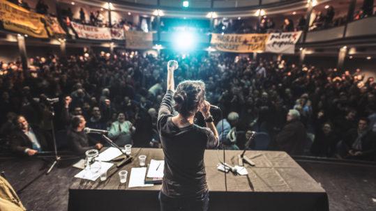 Potere al popolo - 17 dicembre Roma - assemblea nazionale