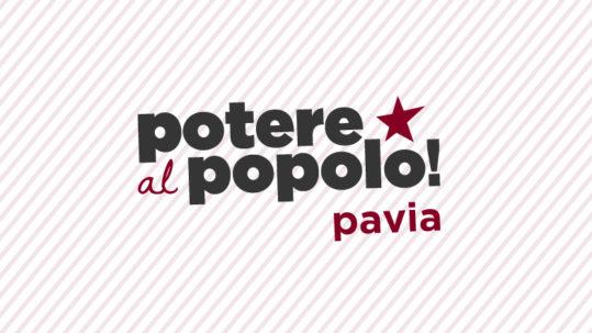 Pavia Potere al Popolo