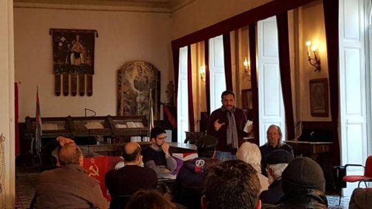 Assemblea territoriale di Potere al Popolo ad Amalfi