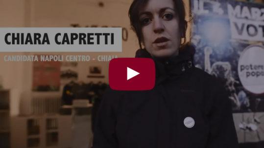 Giornata di prevenzione gratuita a Napoli - Chiara Capretti