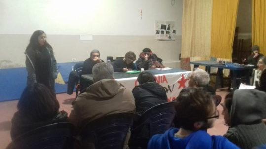 Catania assemblea riprendiamoci la scuola - Potere al Popolo