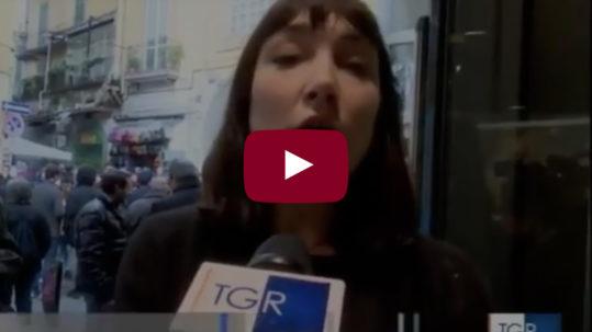 Tgr Campania: Potere al popolo si presenta a Napoli