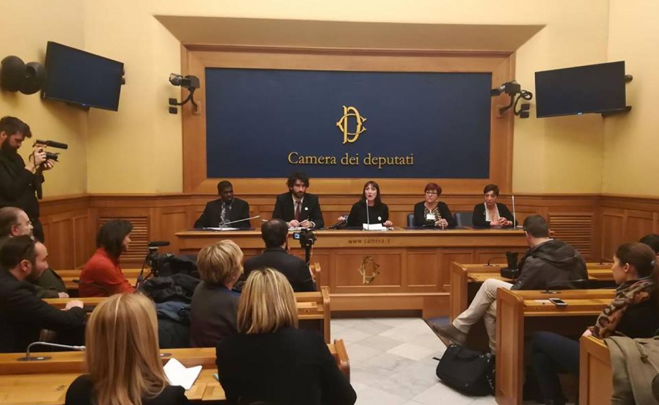 Presentazione potere al popolo alla camera dei deputati for Rassegna stampa camera deputati
