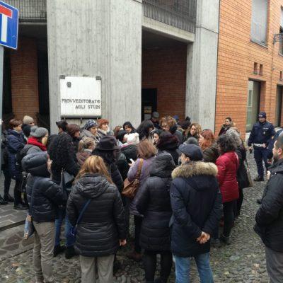 Sciopero degli insegnati diplomati basta precarieta diritti per tutti_11