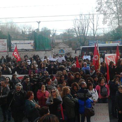 Sciopero degli insegnati diplomati basta precarieta diritti per tutti_13