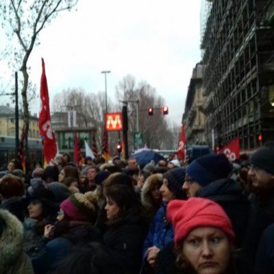 Sciopero degli insegnati diplomati basta precarieta diritti per tutti_14