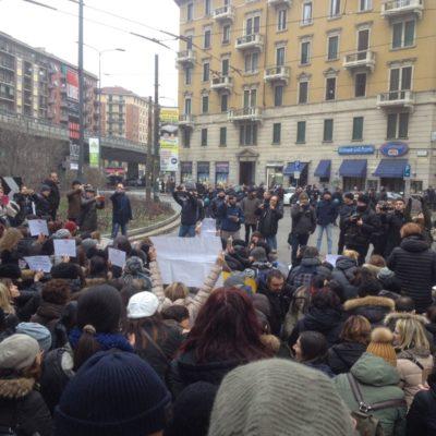 Sciopero degli insegnati diplomati basta precarieta diritti per tutti_17