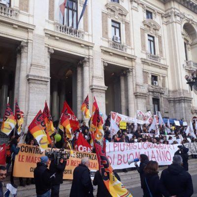 Sciopero degli insegnati diplomati basta precarieta diritti per tutti_2