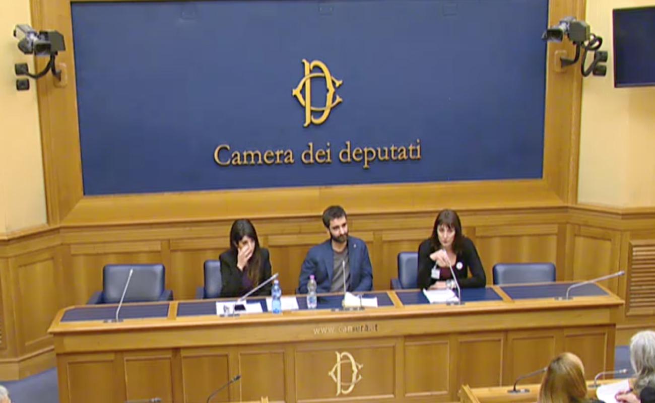 Conferenza camera dei deputati cultura bene comune stop al for Rassegna stampa camera deputati