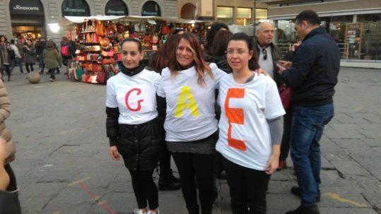 Potere al popolo Firenze in piazza con i docenti che rischiano il licenziamento
