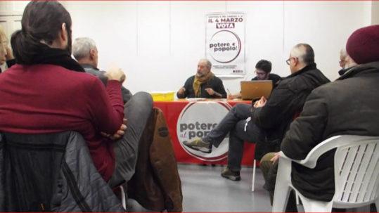 Assemblea territoriale a Lago di Bracciano