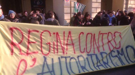 Torino: sciopero degli insegnati dell'IIS Regina Margherita