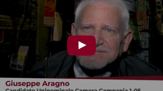 Intervista a Giuseppe Aragno (Potere al Popolo) su Road Tv