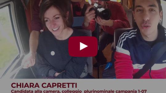 I diari del Poderoso - Chiara Capretti | Potere al Popolo