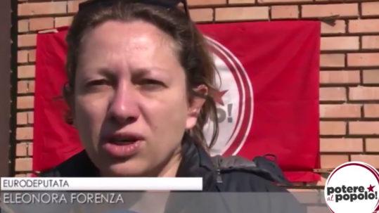 Servizio su Potere al Popolo su TGR Calabria