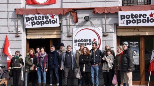 [Livorno] Inaugurazione della sede di Potere al Popolo