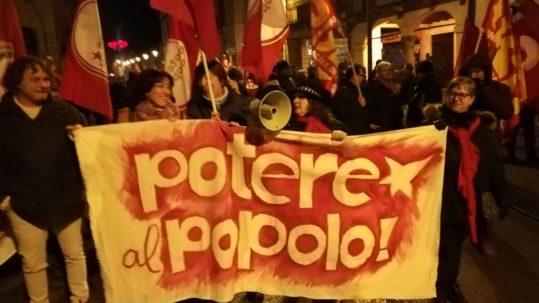 Manifestazione Antifascista e antirazzista a Vicenza!