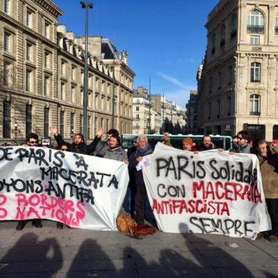 potere al popolo solidarieta dall estero per macerata