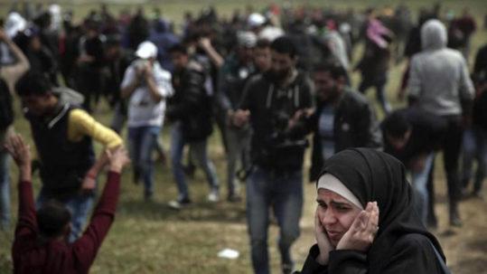 14 vittime e oltre 1.200 feriti fra i palestinesi