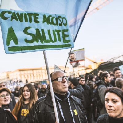 Napoli Stop Biocidio - Potere al Popolo