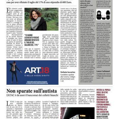 La Messaggera pagina2