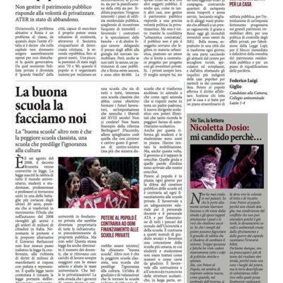 La Messaggera pagina3