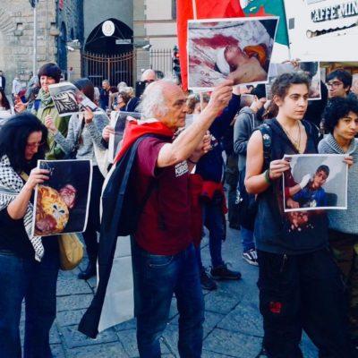 1_firenze in piazza contro la guerra potere al popolo