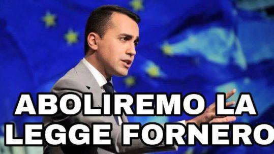 Basta Teatro: Abrogate la legge Fornero e bloccate l'aumento dell'IVA!