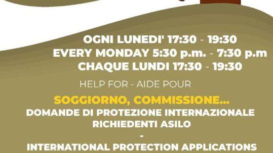 [Padova] Apre lo sportello di assistenza per i richiedenti asilo