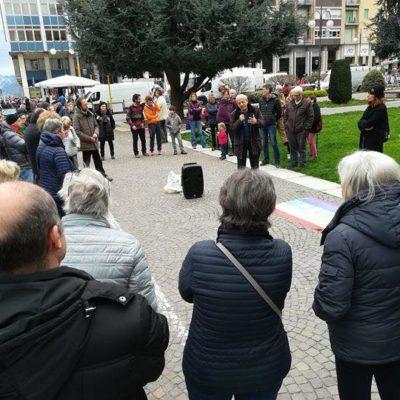 Cuneo no alla guerra potere al popolo