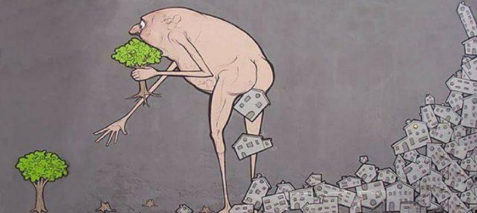 """Consumo di suolo- Potere al Popolo: """"Parma tra le peggiori. Non possiamo più stare a guardare"""""""