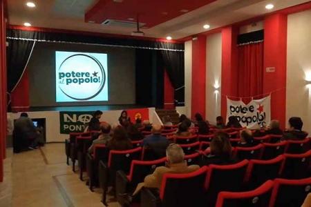 Potere al Popolo Reggio Calabria risponde all'appello dell'Usb sulle strutture psichiatriche