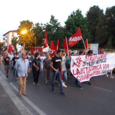 3_lavoratori Bekaert potere al popolo