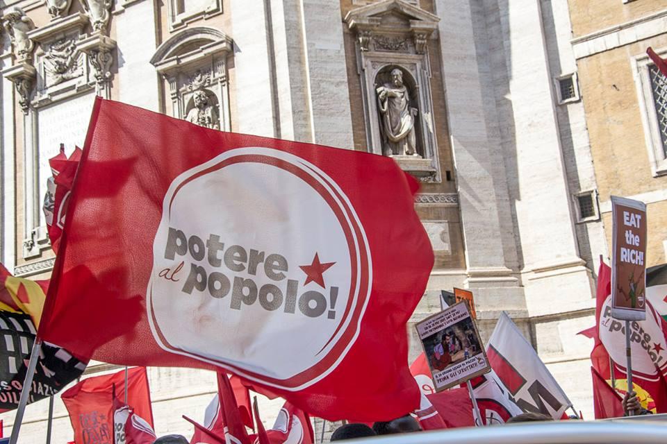 INSIEME POSSIAMO.ADERISCI A POTERE AL POPOLO!