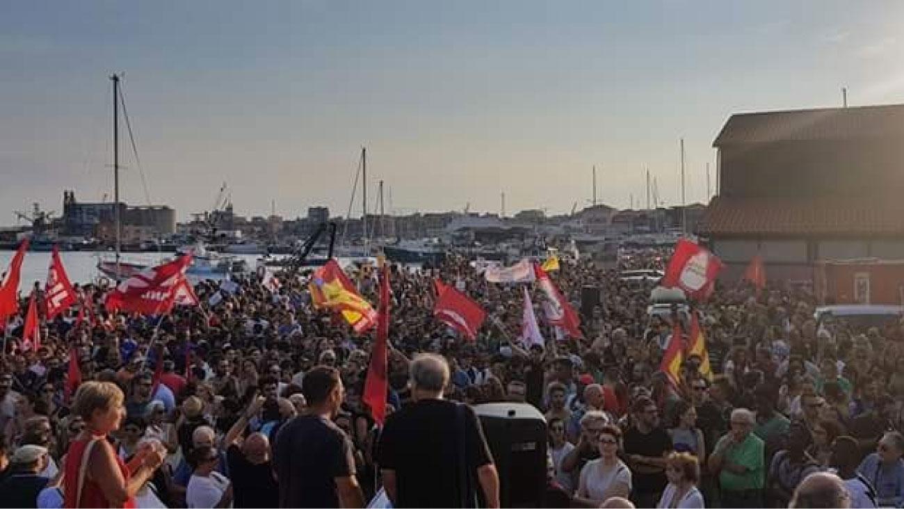 diciotti-catania-potere-al-popolo