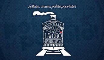 Ritorna lo SPORTELLO POPOLARE DEL LAVORO!