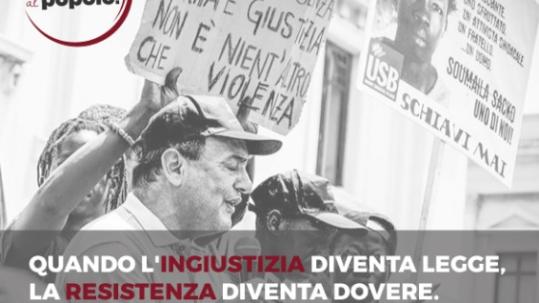 ARRESTATO MIMMO LUCANO, SINDACO DI RIACE!