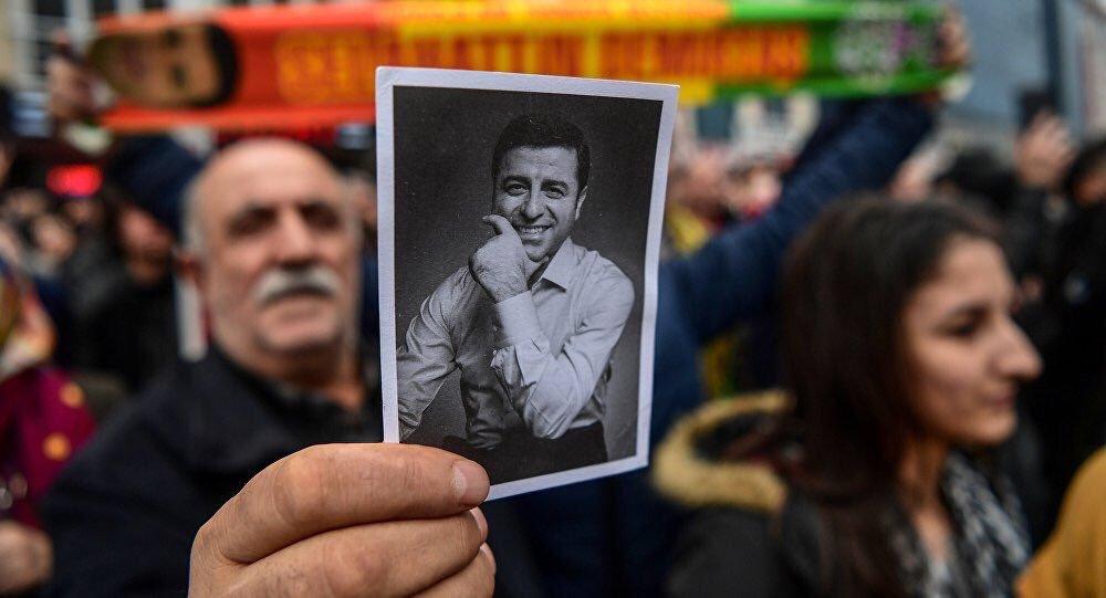 Demirtaş prigioniero politico