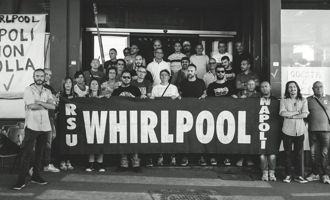 whirlpool napoli non molla
