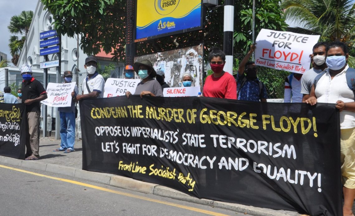 solidarietà blm fsp srilanka